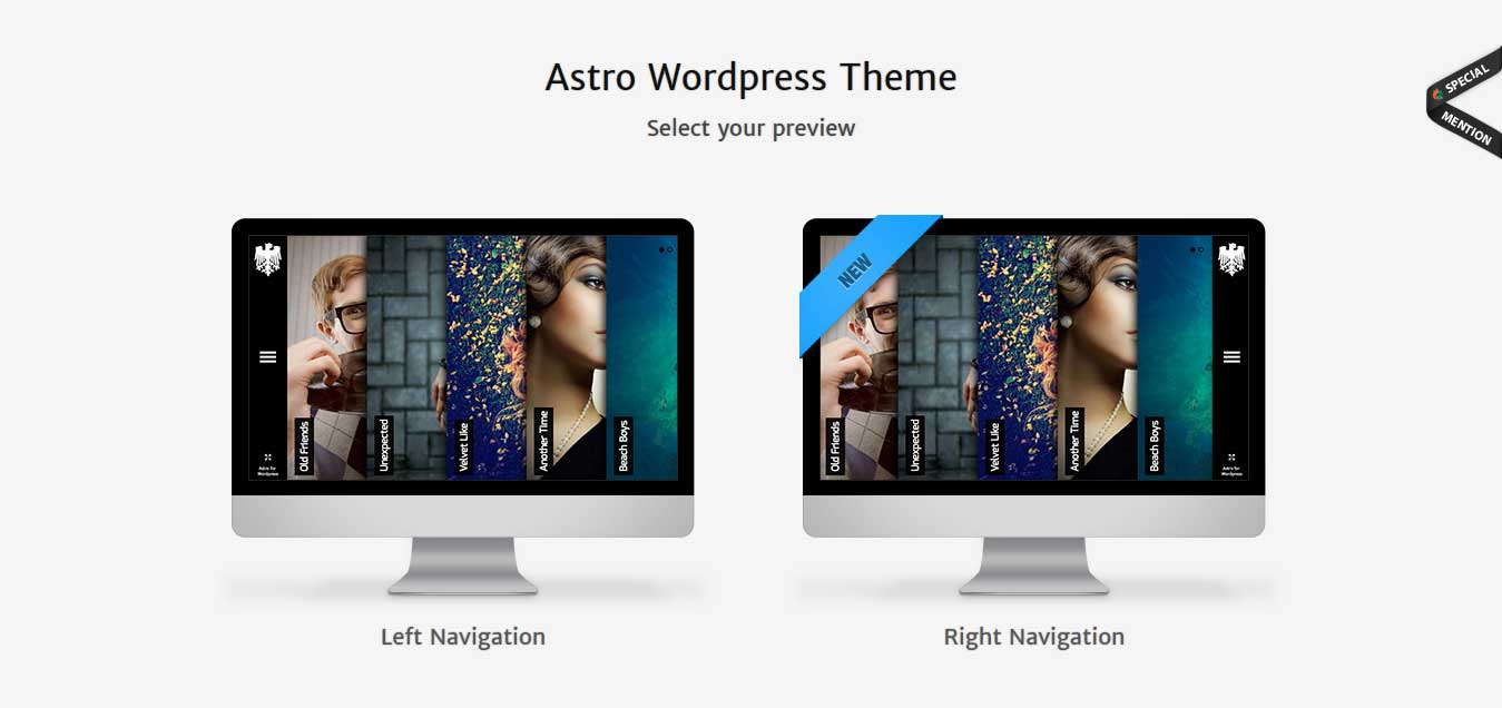 Astro – Best Showcase WordPress Theme