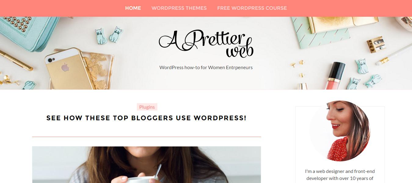 A Prettier Web copy