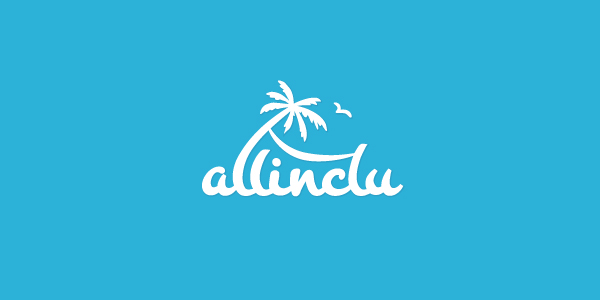 Allinclu Logo Design