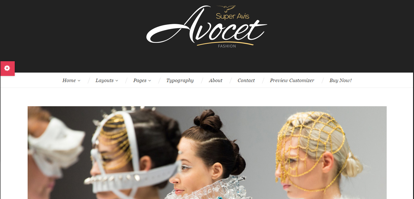 Avocet - Lifestyle Blog WordPress Themes