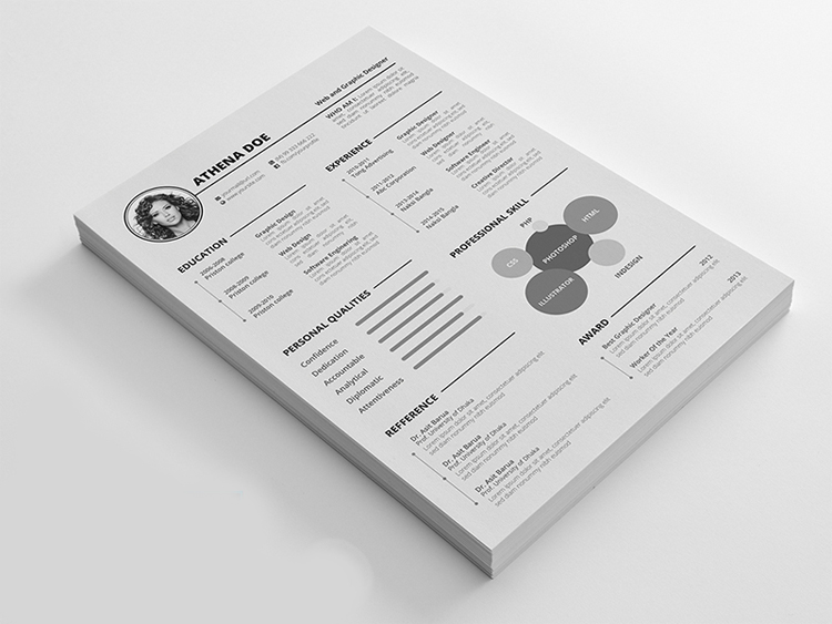Best Resume Freebie