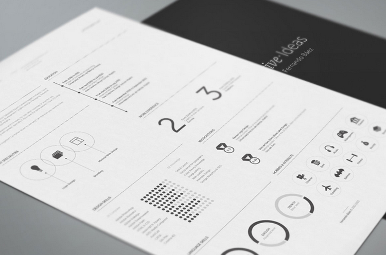 free resume template design - Resume Templates Free Modern