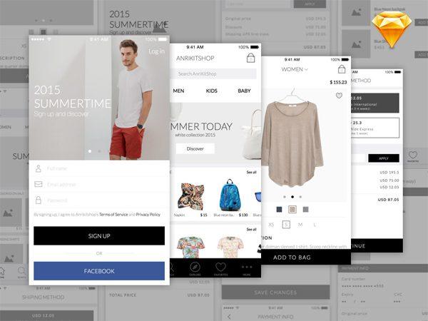 Free eCommerce Anri Kit