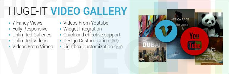Gallery Video plugin