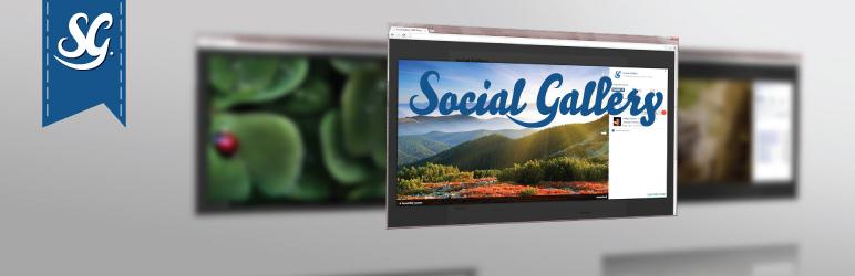 Social Gallery Lite - Grid Gallery Plugins for WordPress