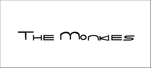The Monkies Ate My Soul Font