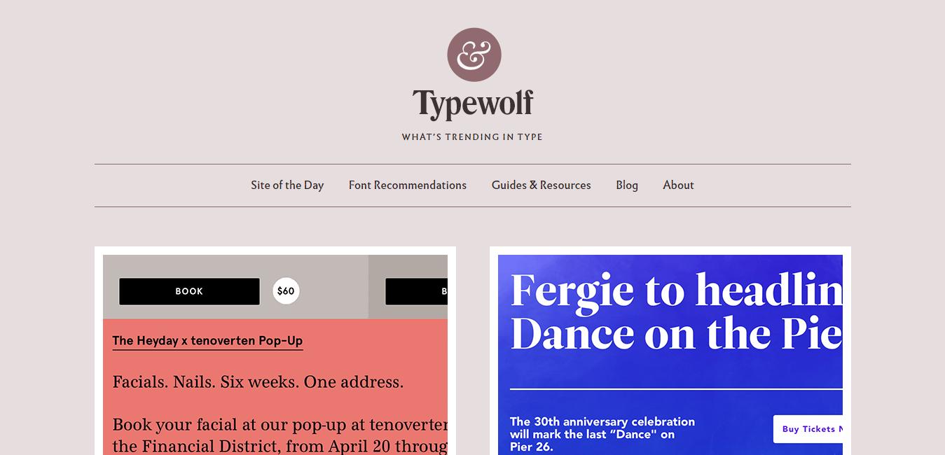 Type Wolf