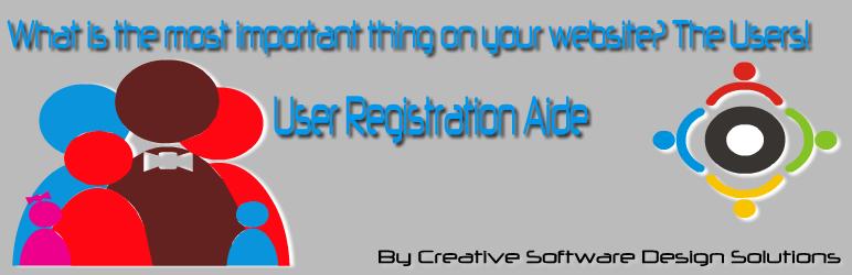 User Registration Aide