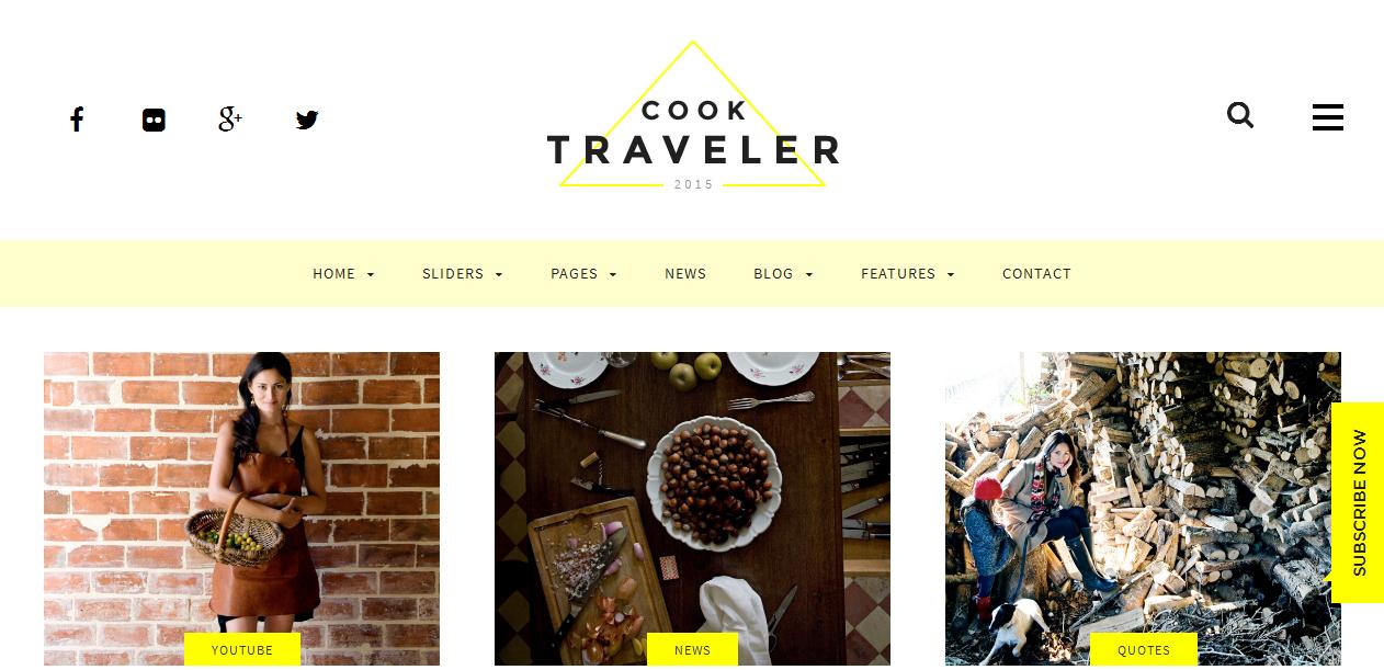 Cook Traveler