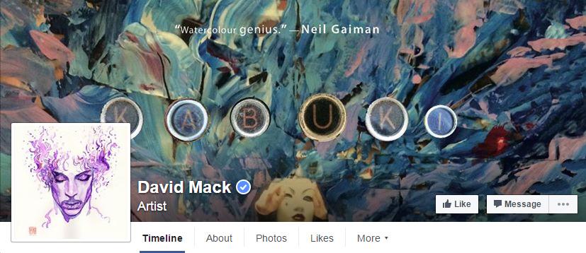 David Mack