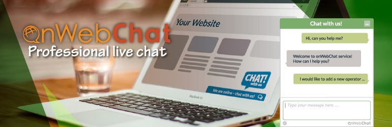 Live Chat - onWebChat