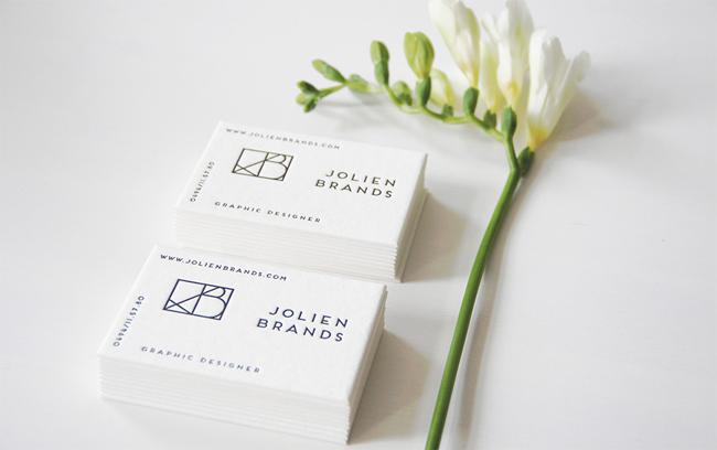 Personal Branding of Jolien Brands