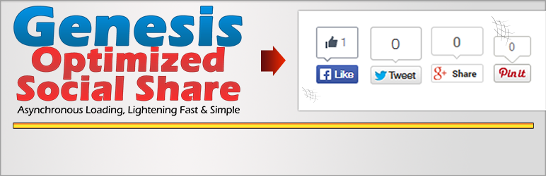Genesis Optimized Social Share