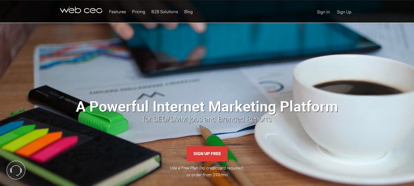 Web CEO Online