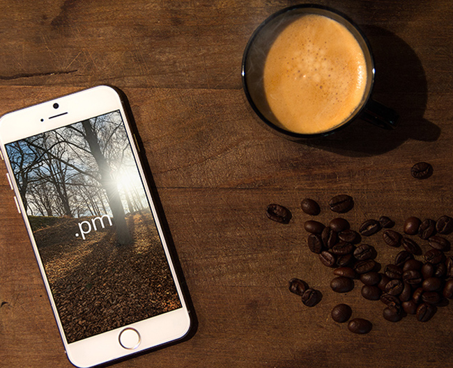 iPhone 6 PSD Mockup - Free Download