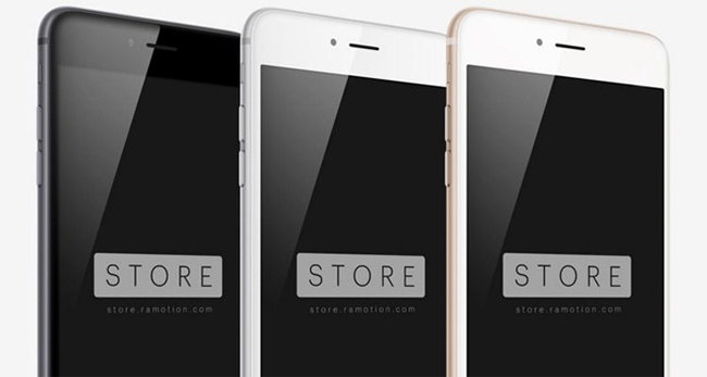 iPhone 6 Plus Mockups