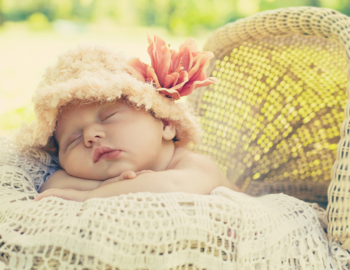 Martynka - Newborn Photography