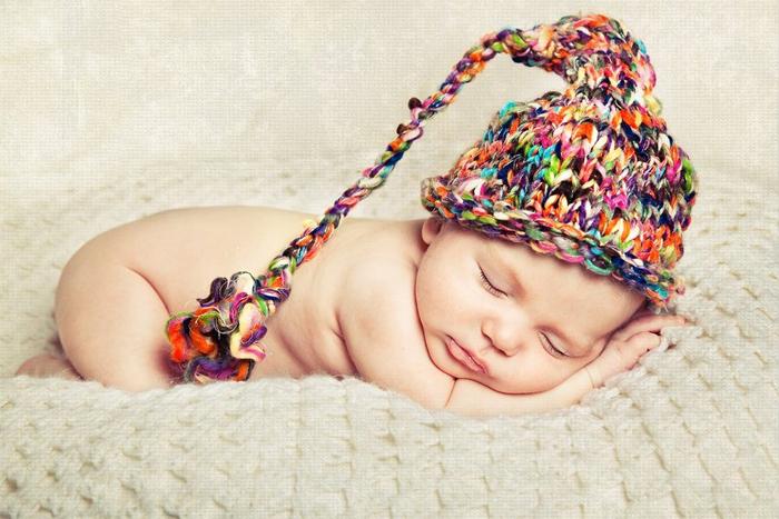 Sweetie Newborn Image