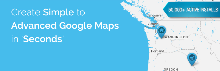 WP Google Map Plugin - WordPress Google Map Plugins