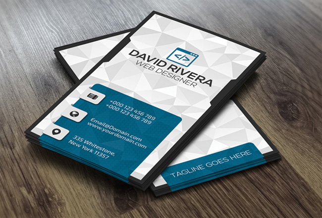 20 best free business card templates themecot amazing free business card templates fbccfo Gallery