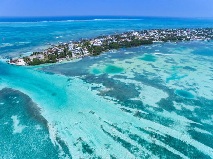 Caye Caulker Belize, Caribbean