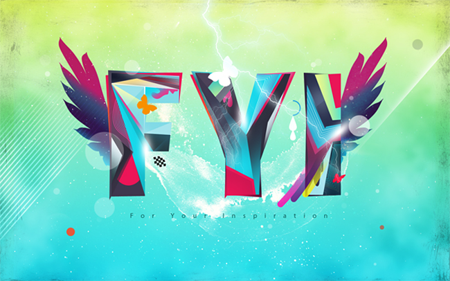 Create a Colorful Text Design in Photoshop