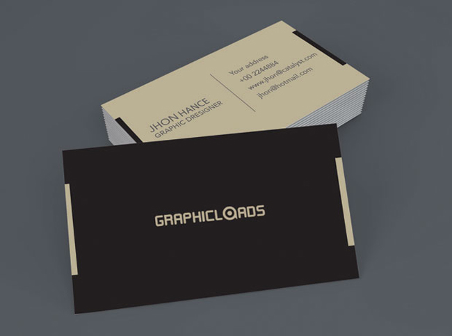 20 best free business card templates themecot free business card templates accmission Choice Image