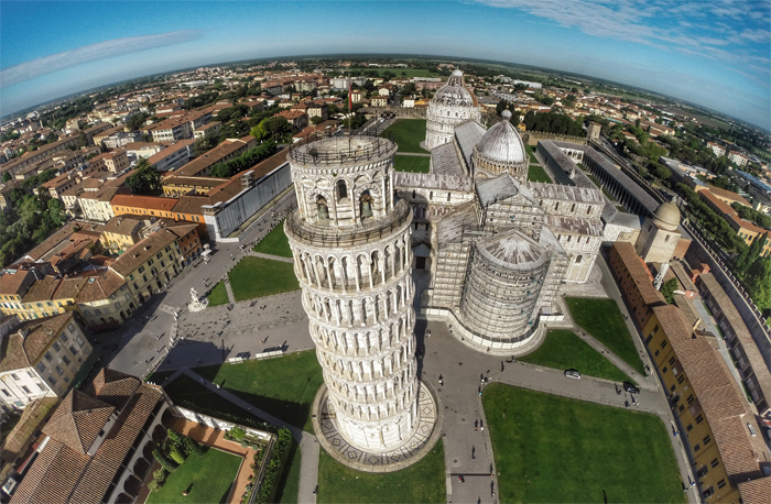 Italy Tuscana - Tower of Pisa