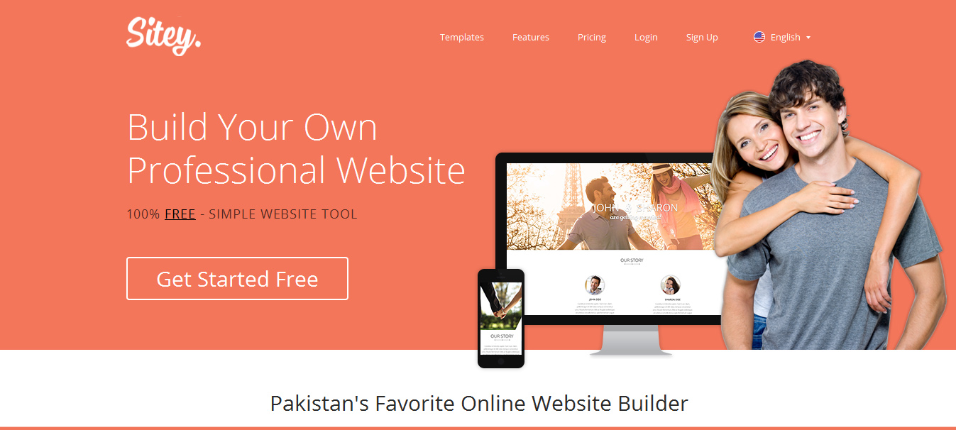 Sitey - best website builders