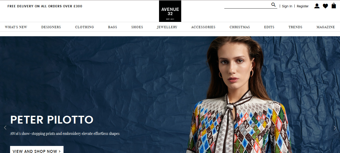 20 Best Clothing Websites Examples | ThemeCot