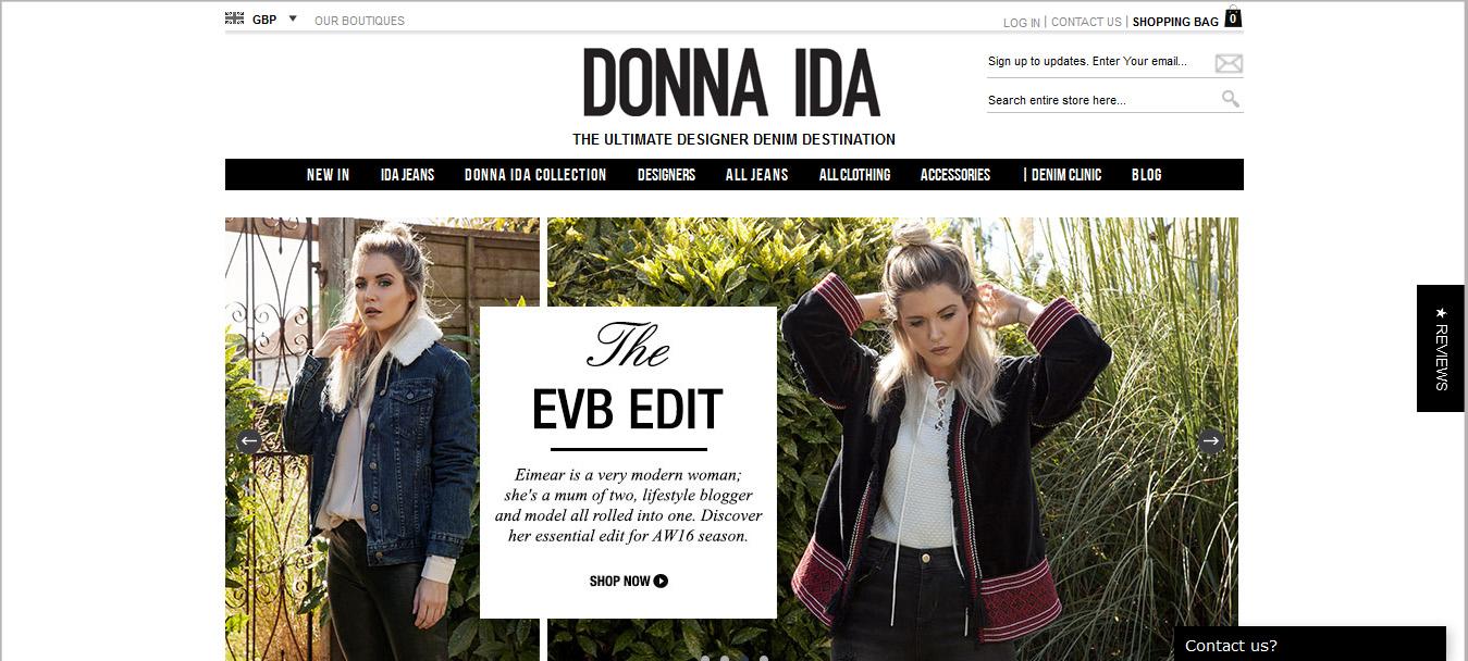 Donna Ida